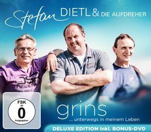 grins -Unterwegs in meinem Leben (CD+DVD), Stefan Dietl