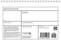 grlz Milchbad KalenderAT-Version (Tischkalender 2019 DIN A5 quer) - Produktdetailbild 13