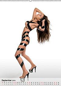 grlz Taped Sexy Girl (Wandkalender 2019 DIN A2 hoch) - Produktdetailbild 9