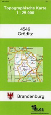 Gröditz 1 : 25 000