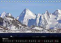 Grönland - Der wilde, weisse Westen (Tischkalender 2019 DIN A5 quer) - Produktdetailbild 4
