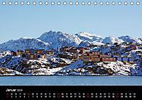 Grönland - Der wilde, weiße Westen (Tischkalender 2019 DIN A5 quer) - Produktdetailbild 1