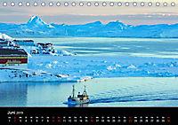 Grönland - Der wilde, weisse Westen (Tischkalender 2019 DIN A5 quer) - Produktdetailbild 6