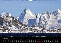 Grönland - Der wilde, weiße Westen (Wandkalender 2019 DIN A3 quer) - Produktdetailbild 4
