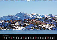 Grönland - Der wilde, weiße Westen (Wandkalender 2019 DIN A3 quer) - Produktdetailbild 1