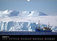 Grönland - Der wilde, weiße Westen (Wandkalender 2019 DIN A3 quer) - Produktdetailbild 8