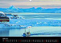 Grönland - Der wilde, weiße Westen (Wandkalender 2019 DIN A3 quer) - Produktdetailbild 6