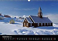 Grönland - Der wilde, weiße Westen (Wandkalender 2019 DIN A3 quer) - Produktdetailbild 9