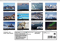 Grönland - Der wilde, weiße Westen (Wandkalender 2019 DIN A3 quer) - Produktdetailbild 13