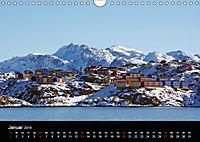 Grönland - Der wilde, weiße Westen (Wandkalender 2019 DIN A4 quer) - Produktdetailbild 1