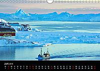 Grönland - Der wilde, weiße Westen (Wandkalender 2019 DIN A4 quer) - Produktdetailbild 6