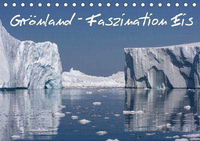 Grönland - Faszination Eis (Tischkalender 2019 DIN A5 quer), Rolf F. Schlier