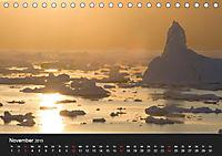 Grönland - Faszination Eis (Tischkalender 2019 DIN A5 quer) - Produktdetailbild 11