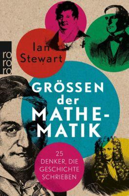 Größen der Mathematik, Ian Stewart
