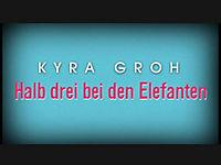 Groh, K: Halb drei bei den Elefanten - Produktdetailbild 2