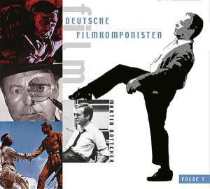 Grosse Deutsche Filmkomponisten, Martin Böttcher