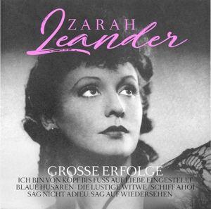 Grosse Erfolge, Zarah Leander