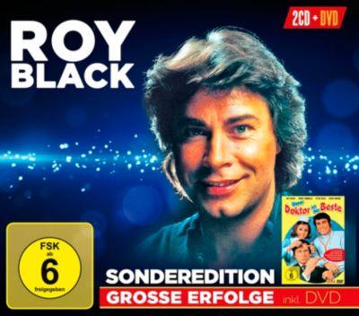 Große Erfolge inkl. DVD Unser Doktor ist der Beste, Roy Black