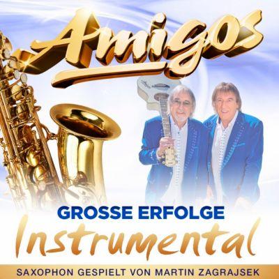 Grosse Erfolge-Instrumental, Amigos