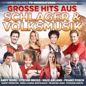 Große Hits Aus Schlager & Volksmusik, Diverse Interpreten