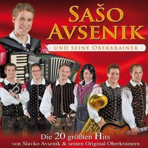 Grosse Hits Von Slavko Avsenik, Saso und seine Oberkrainer Avsenik