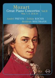 Grosse Klavierkonzerte V.2, Previn, Kocsis, HOLTMANN