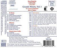 Grosse Motetten Vol.1 - Produktdetailbild 1