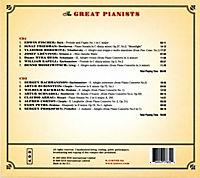 Grosse Pianisten - Produktdetailbild 1
