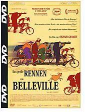 grosse Rennen von Belleville, Das, Sylvain Chomet