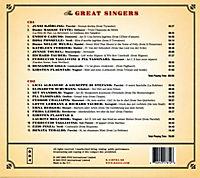 Grosse Sänger - Produktdetailbild 1