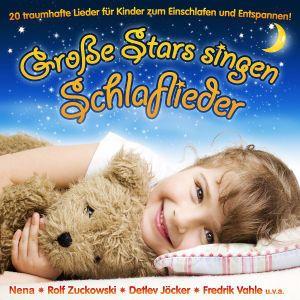 Grosse Stars Singen Schlaflieder, Diverse Interpreten