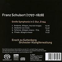 Große Symphonie in C-Dur,D 944 - Produktdetailbild 1