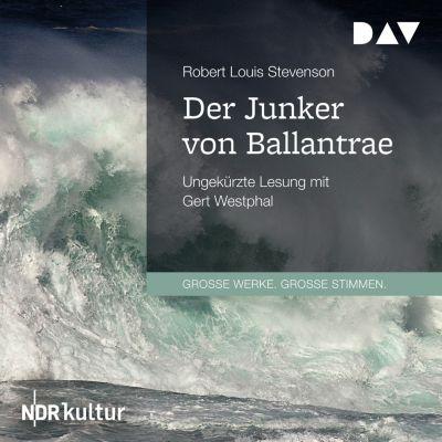 GROSSE WERKE. GROSSE STIMMEN: Der Junker von Ballantrae, Robert L. Stevenson