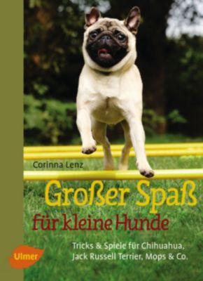 Großer Spaß für kleine Hunde, Corinna Lenz