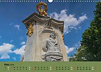 Großer Tiergarten Berlin - Von Dichtern und Komponisten (Wandkalender 2019 DIN A3 quer) - Produktdetailbild 3