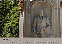 Großer Tiergarten Berlin - Von Dichtern und Komponisten (Wandkalender 2019 DIN A3 quer) - Produktdetailbild 5