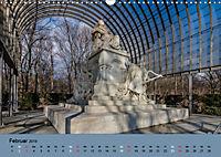 Großer Tiergarten Berlin - Von Dichtern und Komponisten (Wandkalender 2019 DIN A3 quer) - Produktdetailbild 2