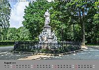 Großer Tiergarten Berlin - Von Dichtern und Komponisten (Wandkalender 2019 DIN A3 quer) - Produktdetailbild 8