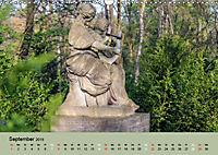 Großer Tiergarten Berlin - Von Dichtern und Komponisten (Wandkalender 2019 DIN A3 quer) - Produktdetailbild 9