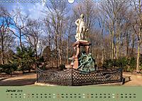 Großer Tiergarten Berlin - Von Dichtern und Komponisten (Wandkalender 2019 DIN A3 quer) - Produktdetailbild 1