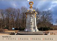 Großer Tiergarten Berlin - Von Dichtern und Komponisten (Wandkalender 2019 DIN A3 quer) - Produktdetailbild 11
