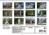 Großer Tiergarten Berlin - Von Dichtern und Komponisten (Wandkalender 2019 DIN A3 quer) - Produktdetailbild 13
