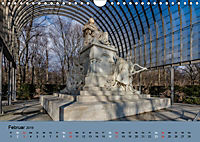 Großer Tiergarten Berlin - Von Dichtern und Komponisten (Wandkalender 2019 DIN A4 quer) - Produktdetailbild 2