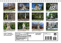 Grosser Tiergarten Berlin - Von Dichtern und Komponisten (Wandkalender 2019 DIN A4 quer) - Produktdetailbild 13