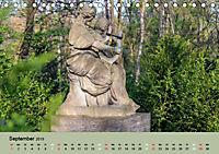 Grosser Tiergarten Berlin - Von Dichtern und Komponisten (Tischkalender 2019 DIN A5 quer) - Produktdetailbild 9