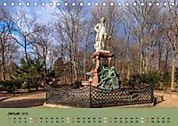 Grosser Tiergarten Berlin - Von Dichtern und Komponisten (Tischkalender 2019 DIN A5 quer) - Produktdetailbild 1
