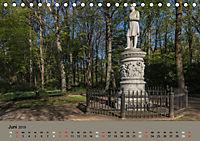 Grosser Tiergarten Berlin - Von Dichtern und Komponisten (Tischkalender 2019 DIN A5 quer) - Produktdetailbild 6