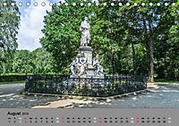 Grosser Tiergarten Berlin - Von Dichtern und Komponisten (Tischkalender 2019 DIN A5 quer) - Produktdetailbild 8