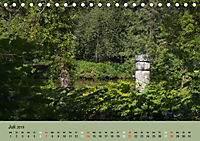 Grosser Tiergarten Berlin - Von Dichtern und Komponisten (Tischkalender 2019 DIN A5 quer) - Produktdetailbild 7