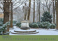 Grosser Tiergarten Berlin - Von Dichtern und Komponisten (Tischkalender 2019 DIN A5 quer) - Produktdetailbild 12